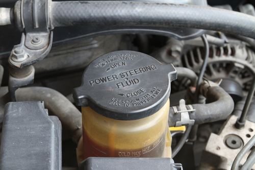 power steering fluid cap